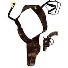 Gun & Shoulder Holster