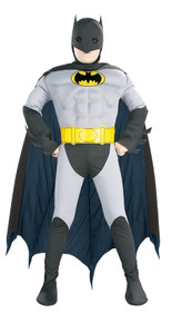 Batman Costume Muscle Deluxe Child