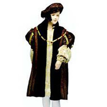 Prince Costume 16th Century Child