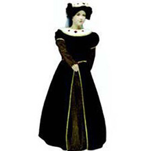 Princess Costume 16th Century Child