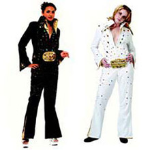 Rock & Roll Queen Adult Costume