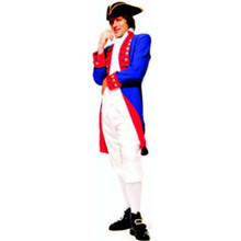 Colonial Men's 2 Adult Costume
