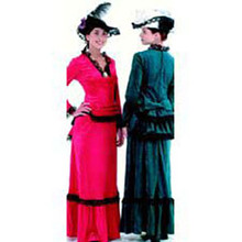 Victorian Dress  Sadie Adult Costume