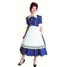 50's Housewife Costume Adult