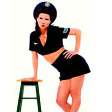 Pin Up Girl 4 Adult Costume