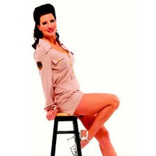 Pin Up Girl 5 Costume Adult
