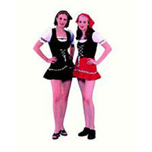 Beer Girl Heidi Oktoberfest Adult Costume