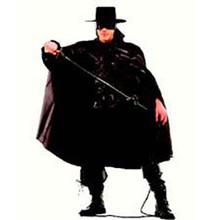 Zorro/Bandit Costume Deluxe Adult