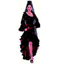 Spanish Dancer Costume Adult