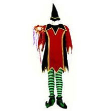 Elf/Jester Costume Adult