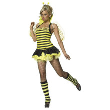 Queen Bumble Bee Costume Adult