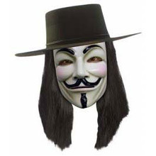 Wig V For Vendetta