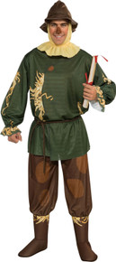Scarecrow Wizard Of Oz Costume Adult