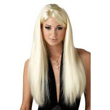 Hollywood Heiress Blonde Wig