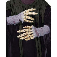 Hands Bone  W/ Gauze