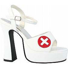 Shoe Nurse White