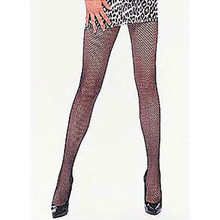 Pantyhose Fishnet Nylon Black