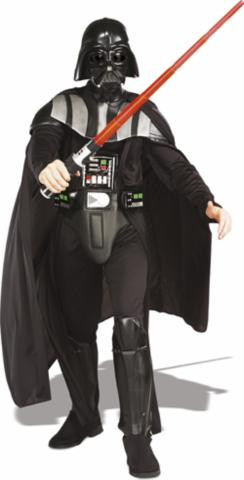 DARTH VADER COSTUME DLX ADULT