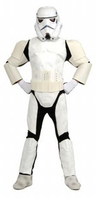 STORMTROOPER COSTUME DLX CHILD