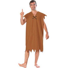 Barney Rubble Costume Adult