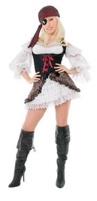 PLAYBOY BUCCANEER BEAUTY COSTUME ADULT