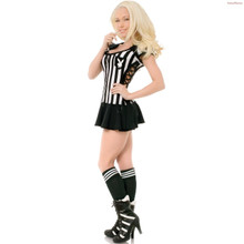 Referee Playboy Costume Adult XS
