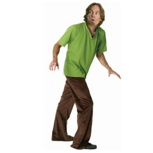 Shaggy Costume Adult Std