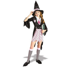 Witch Charm School Costume Child *Clearance*