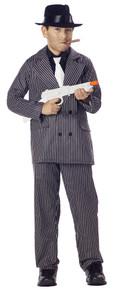 Gangster Costume Child
