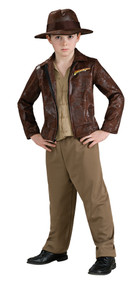 Indiana Jones Costume Deluxe Child