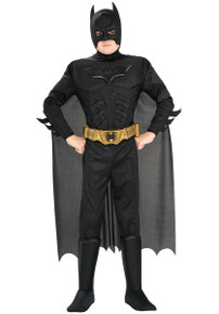Batman Dark Knight Costume Child