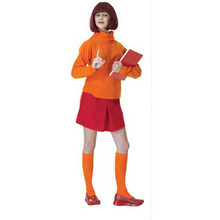 Velma Costume Adult Std