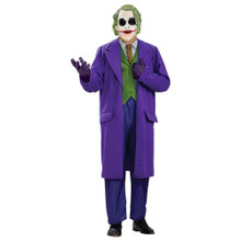 Joker Costume Deluxe Adult