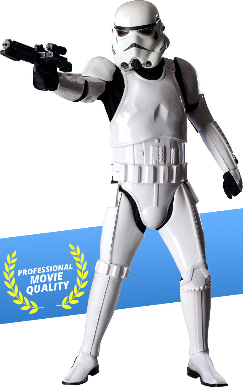 A Must Buy for Star Wars Stormtrooper Costume Specially Designed Gloves