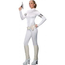 Queen Amidala / Padme Costume - Star Wars - Adult Size - 1 PC