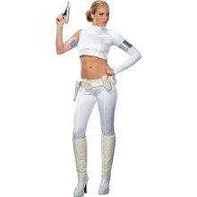 Queen Amidala / Padme Costume - Star Wars - Adult Size - 2 PC