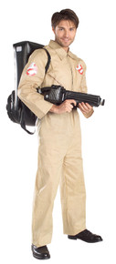 Ghostbusters Costume Adult STD