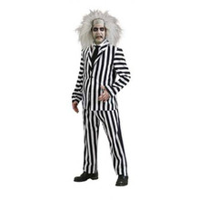 Beetlejuice Costume Deluxe Adult