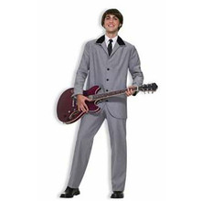 British Invasion Costume  Adult Std