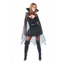 Into The Night Vampira Adult Costume*Clearance