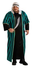 Arab Sheik Plus Size Adult Costume