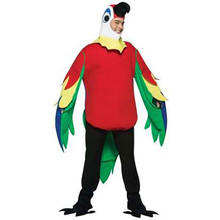 Parrot Costume Adult Std