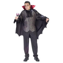 Dapper Dracula Costume Adult Std