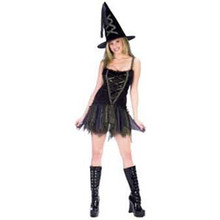 Sexy Flirty Witch Adult Costume