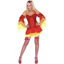 Playboy Devilishous Costume Adult*Clearance
