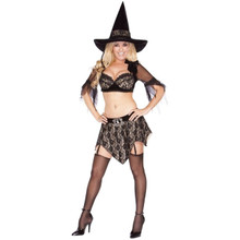 Playboy Rich Witch Costume Adult*Clearance
