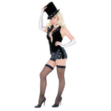 Playboy Magician Sexy Costume Adult *Clearance