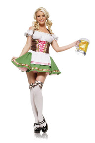 Gretchen Beer Garden Costume Adult