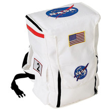 Astronaut Backpack White