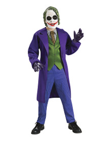 Boy's Deluxe Joker Costume - Dark Knight Trilogy